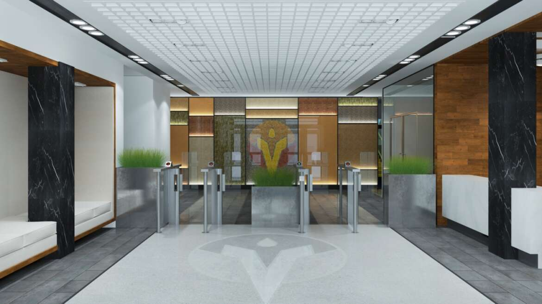 THE «ERIDON» CORPARATE OFFICE INTERIOR
