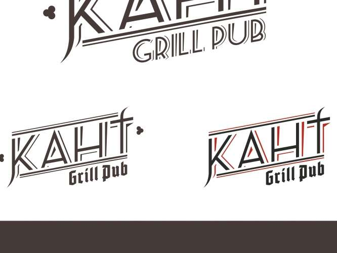 "Logo for ""KANT"" bar"