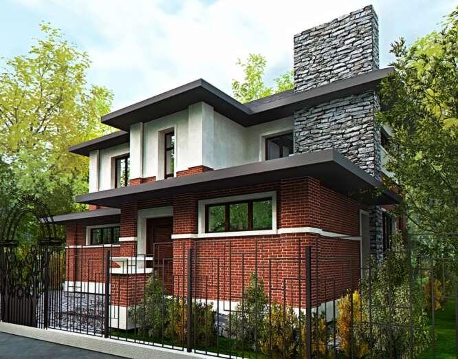 PRIVATE HOUSE IN KIEV