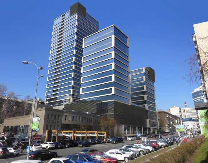 Residential building Mechnikova street