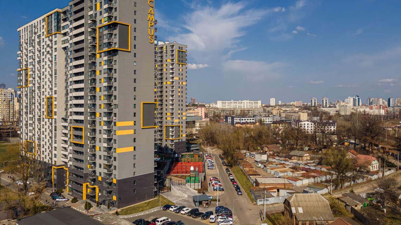 Жилой комплекс на ул. Полевая