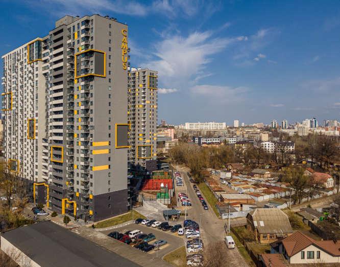 Житловий комплекс по вул. Польова